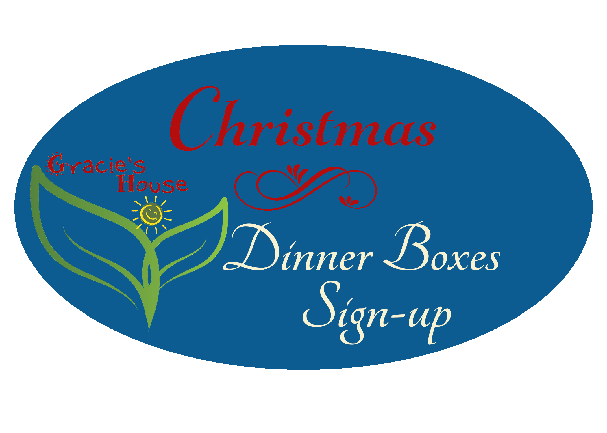 Christmas Dinner Box Sign-up