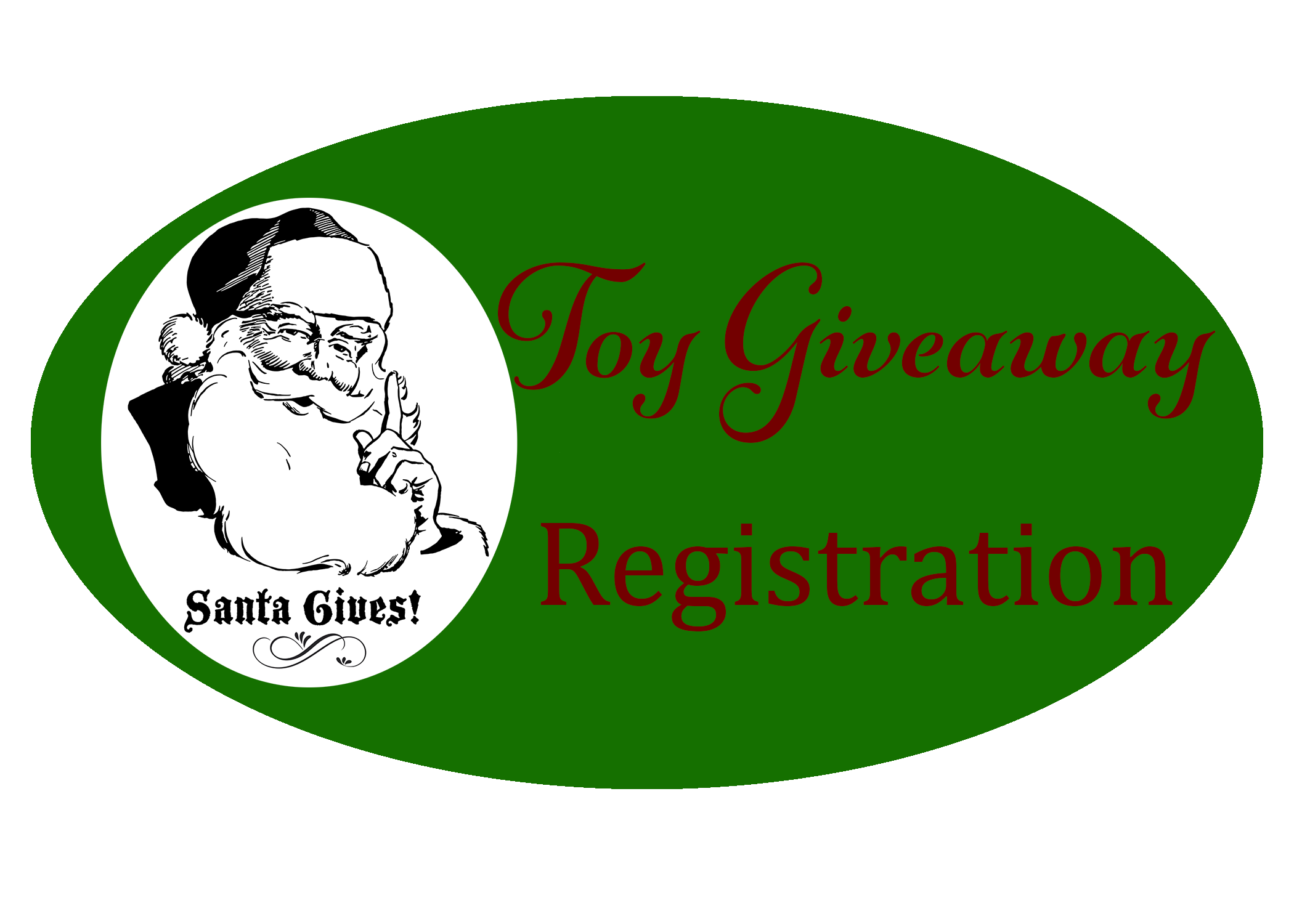 Christmas Toy Giveaway Registration